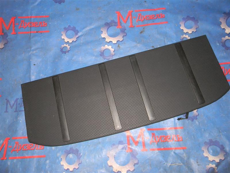 Днище багажника Nissan X-Trail NT31 MR20DE 2008