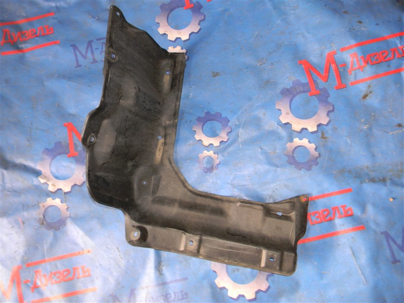 Защита двигателя Toyota Corolla NZE121 1NZ-FE 2001 передняя правая
