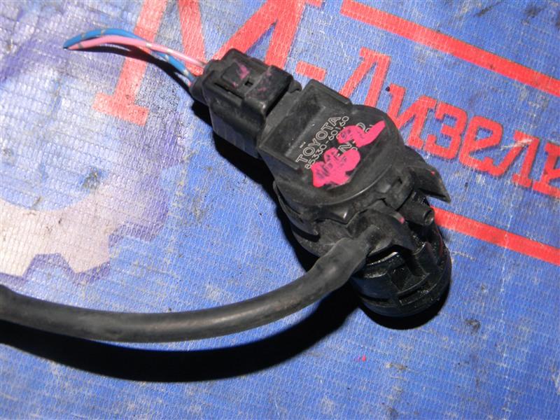 Мотор омывателя Toyota Auris NZE151 1NZ-FE 2008