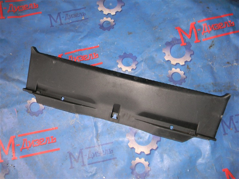 Накладка багажника Mitsubishi Lancer X CY4A 4B11 2008