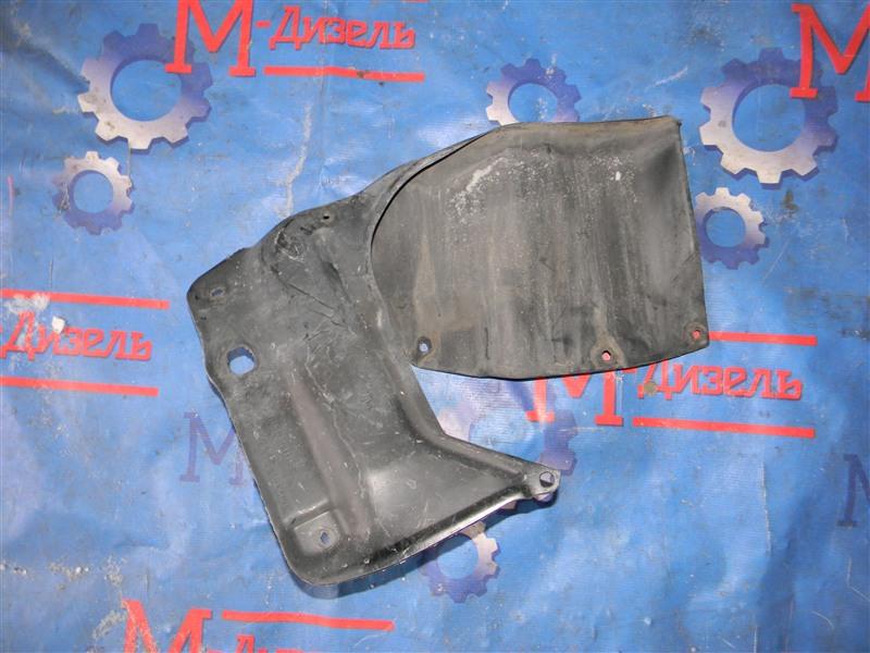 Защита двигателя Toyota Corolla NZE121 1NZ-FE 2001 передняя левая