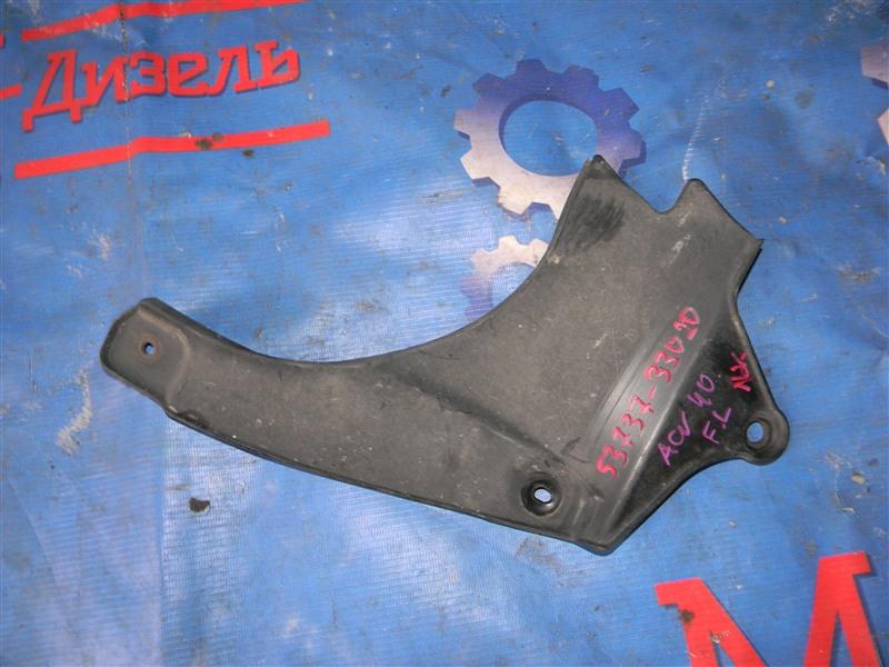Защита двигателя Toyota Camry ACV40 2AZ-FE 2006 передняя левая