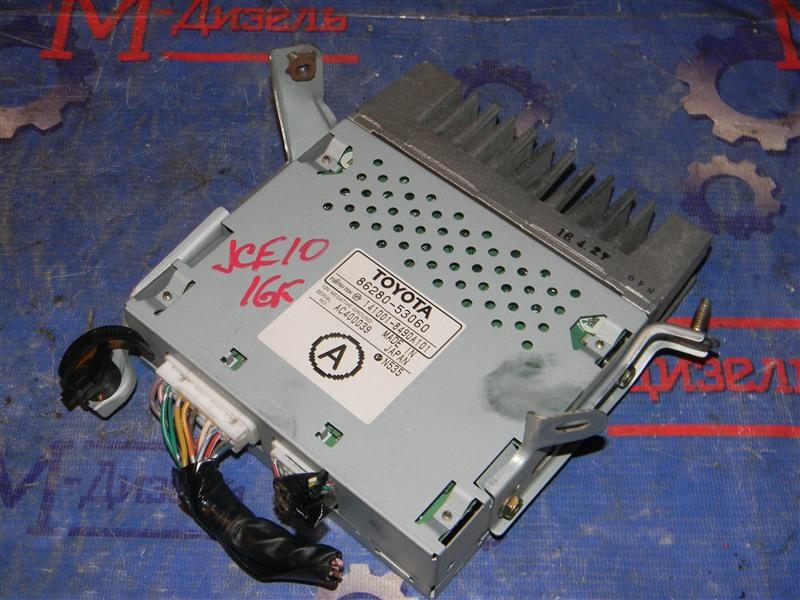 Усилитель звука Toyota Altezza Gita JCE10 2JZ-GE 2004
