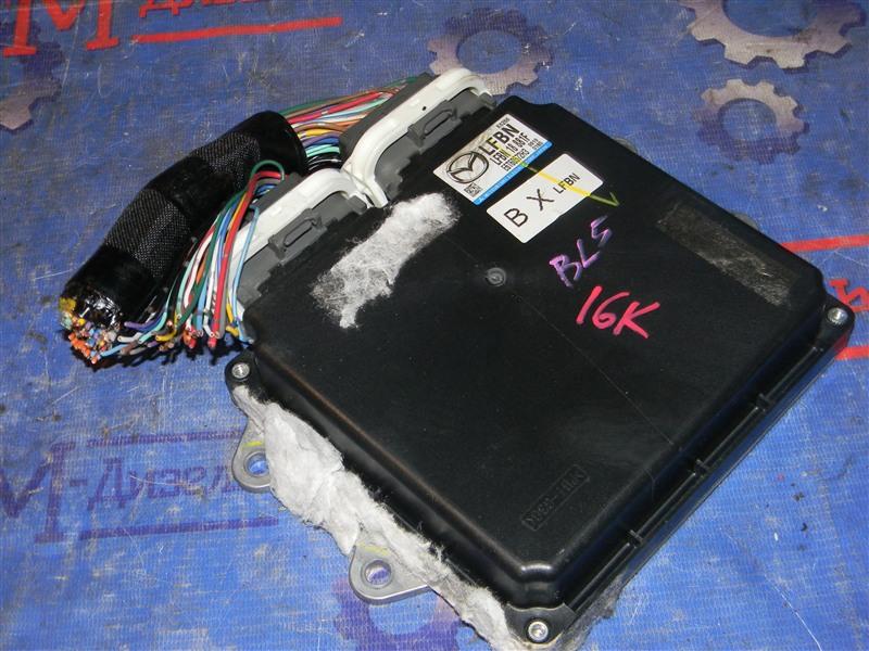 Блок управления Mazda Axela BLEFW LF-VDS 2010