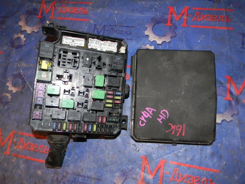 Блок предохранителей Mitsubishi Lancer X CY4A 4B11 2008