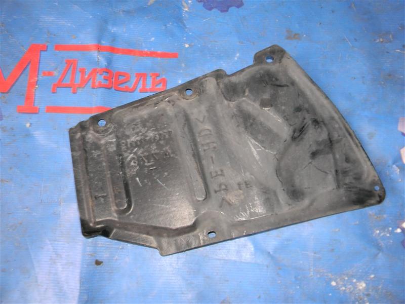 Защита двигателя Toyota Auris ZRE152 2ZR-FAE 2010 передняя левая