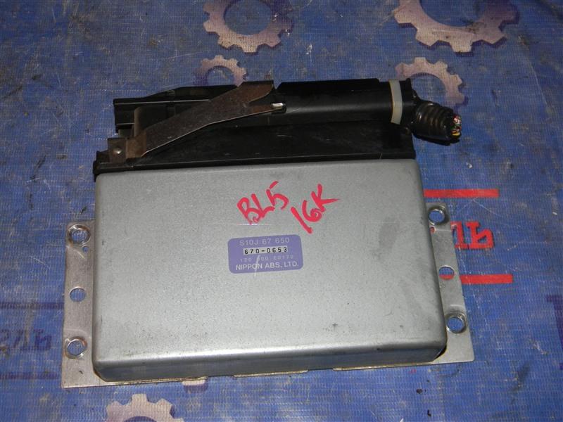 Блок управления двс Mazda Axela BLEFW LF-VDS 2010