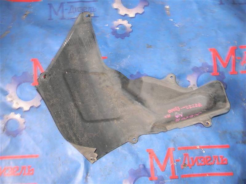 Защита двигателя Toyota Altezza Gita JCE10 2JZ-GE 2004 задняя правая