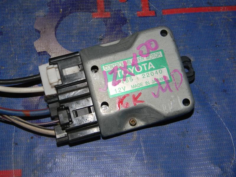 Реостат Toyota Mark Ii JZX100 1JZ-GE 1998