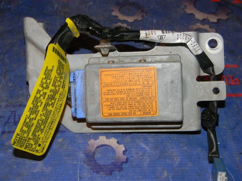 Блок управления airbag Mazda Bongo Friendee SGL5 WL-T 1996