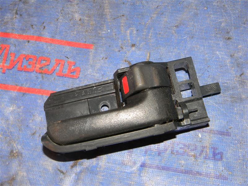 Ручка двери внутренняя Toyota Corolla NZE121 1NZ-FE 2001 задняя правая