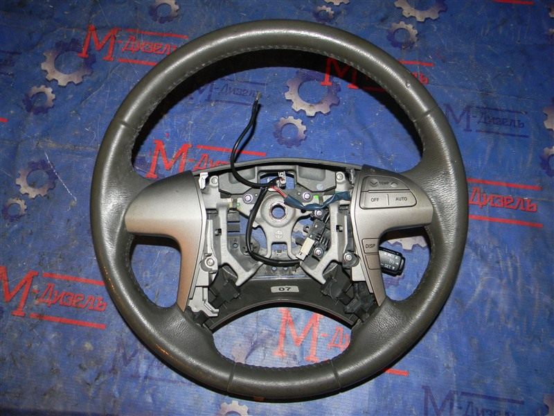 Руль Toyota Camry ACV40 2AZ-FE 2006