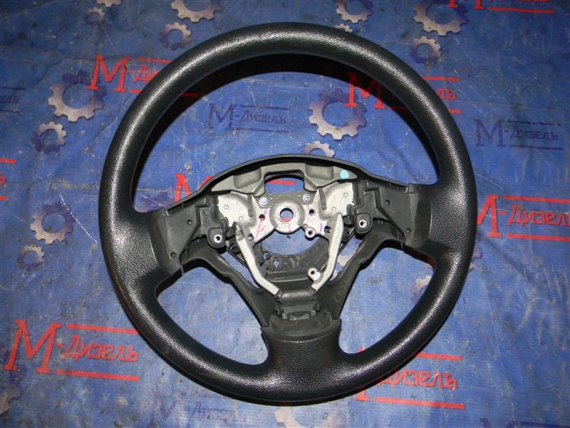 Руль Toyota Auris NZE151 1NZ-FE 2008
