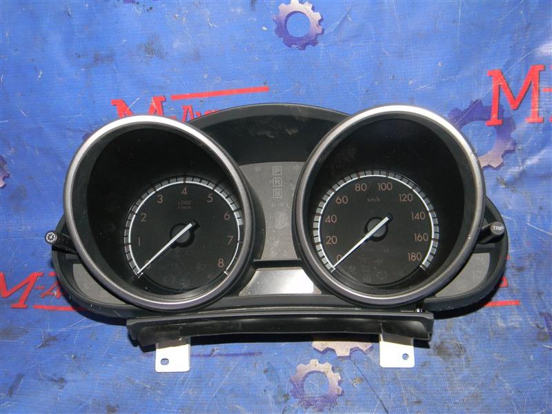 Панель приборов Mazda Axela BLEFW LF-VDS 2010