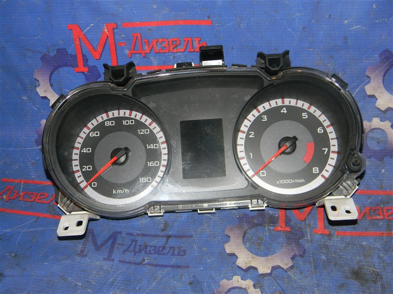 Панель приборов Mitsubishi Lancer X CY4A 4B11 2008
