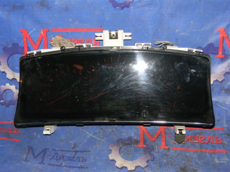 Панель приборов Toyota Corolla Fielder ZZE123 2ZZ-GE 2000