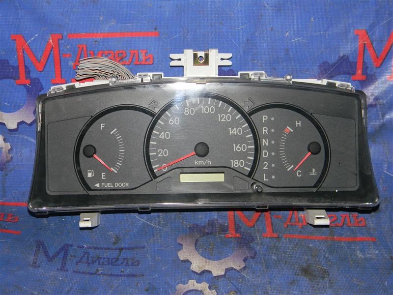 Панель приборов Toyota Corolla NZE121 1NZ-FE 2004