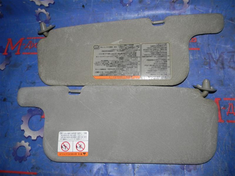 Козырек Toyota Corolla AE110 5A-FE 1998