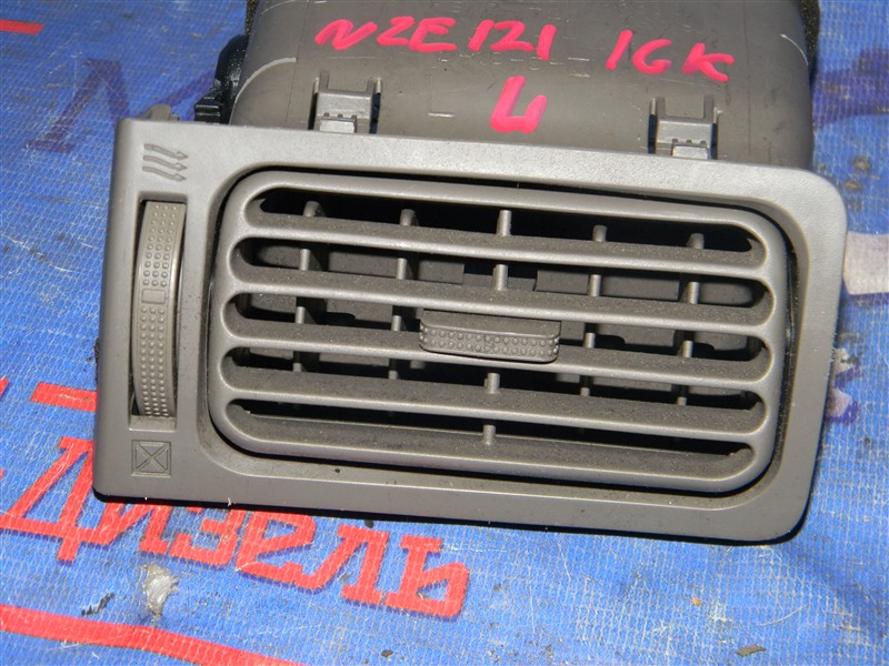 Дефлектор воздушный Toyota Corolla NZE121 1NZ-FE 2004 передний левый