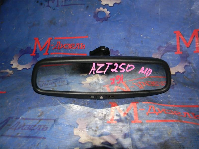 Зеркало салонное Toyota Avensis AZT250 1AZ-FSE 2008