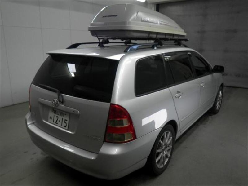 Багажник на крышу Toyota Corolla Fielder NZE121 1NZ-FE 2002