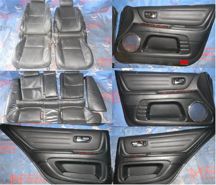Сидения комплект Toyota Altezza Gita JCE10 2JZ-GE 2004