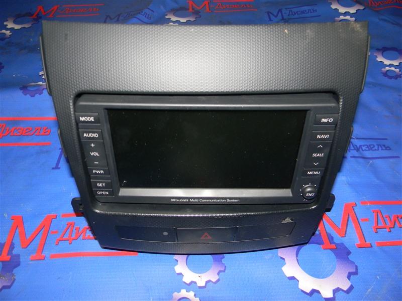 Магнитофон Mitsubishi Outlander Xl CW5W 4B12 2005
