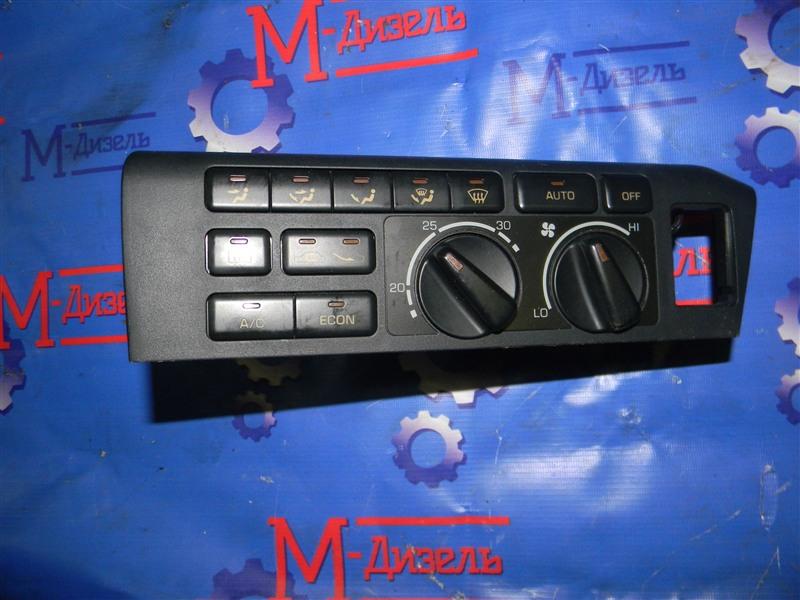 Блок управления климат-контролем Toyota Vista SV30 4S-FE 1992