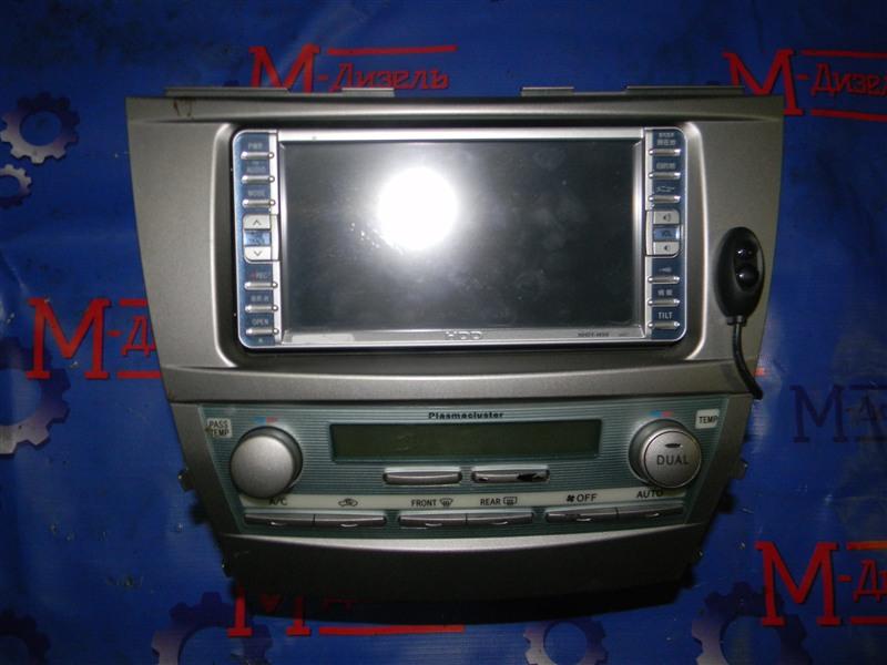 Блок управления климат-контролем Toyota Camry ACV40 2AZ-FE 2006