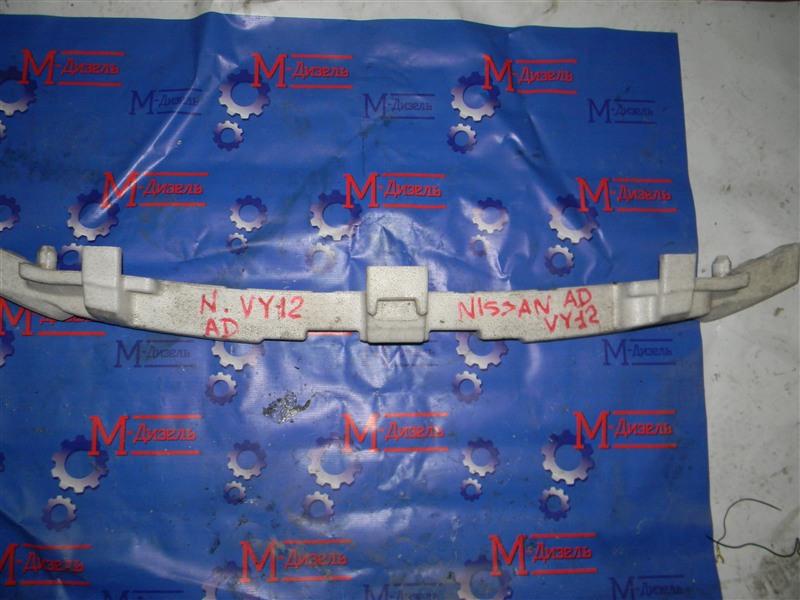 Усилитель бампера Nissan Wingroad Y12 HR15DE 2010 передний