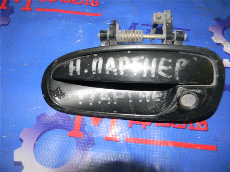 Ручка двери внешняя Honda Partner EY8 D16A 2001 передняя левая