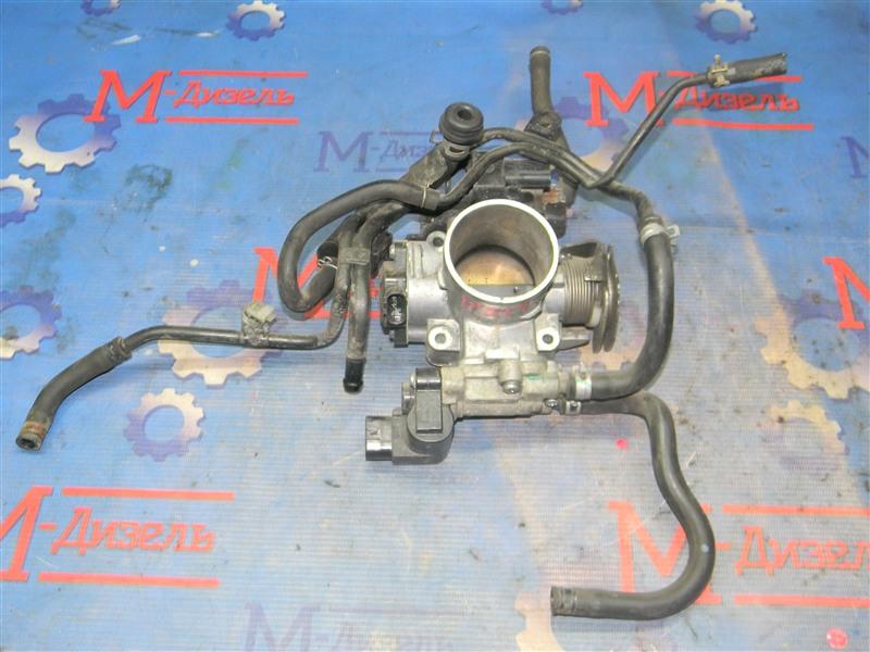 Заслонка дроссельная Honda Airwave GJ1 L15A 2006