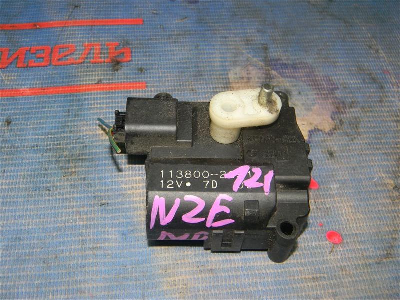 Привод заслонок отопителя Toyota Corolla NZE121 1NZ-FE 2004