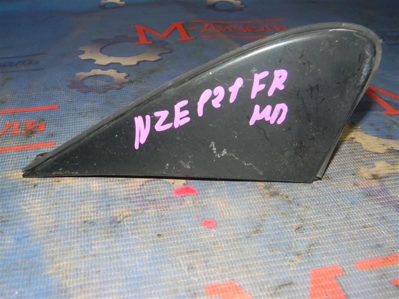Накладка на крыло Toyota Corolla NZE121 1NZ-FE 2001 правая
