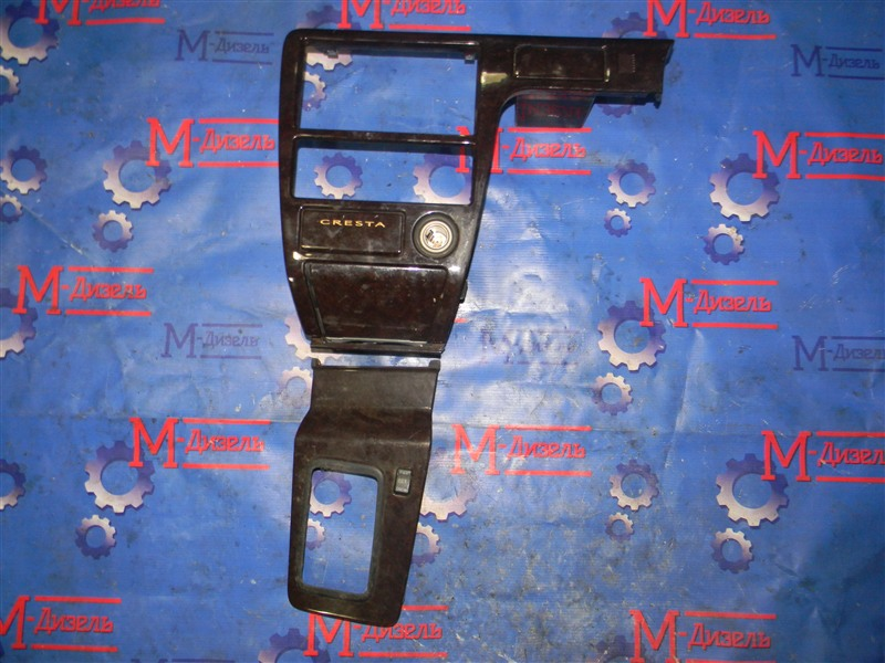 Рамка магнитофона Toyota Cresta JZX100 1JZ-GE