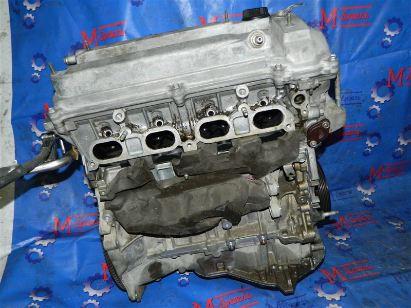 Двигатель Toyota Rav4 ACA22R 2AZ-FE 2003