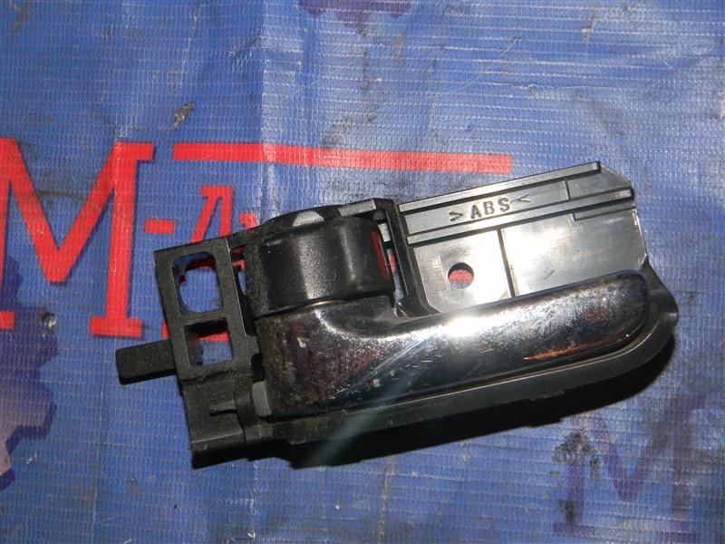 Ручка двери внутренняя Toyota Corolla NZE121 1NZ-FE 2002 передняя левая