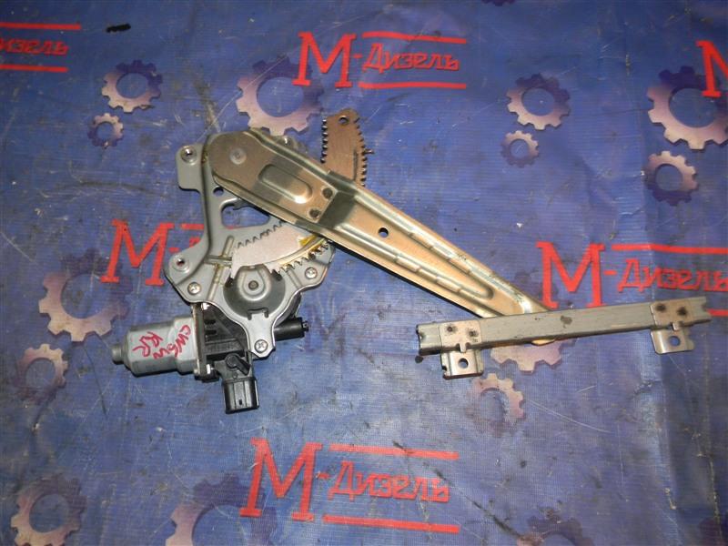 Стеклоподъемник Mitsubishi Outlander Xl CW5W 4B12 2005 передний правый