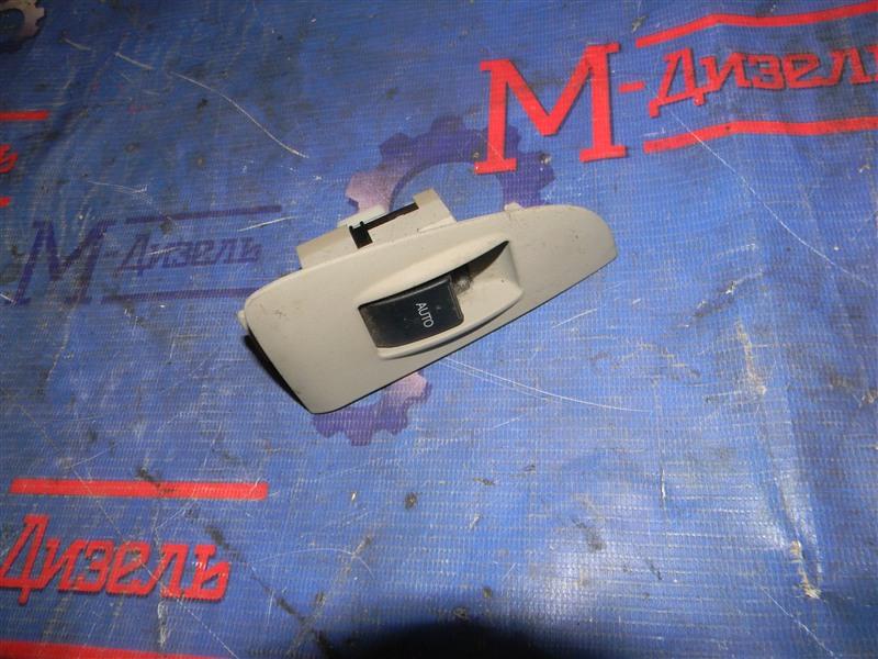 Кнопка стеклоподъемника Toyota Avensis AZT251 2AZ-FSE 2007 задняя правая