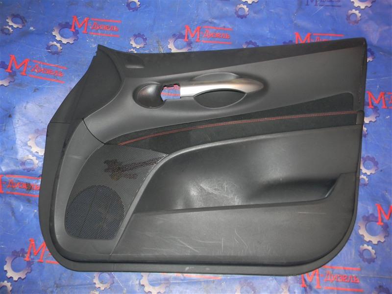 Обшивка двери Toyota Auris ZRE152 2ZR-FAE 2010 передняя правая