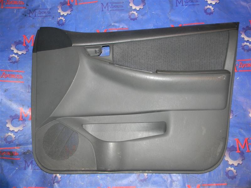 Обшивка двери Toyota Corolla NZE121 1NZ-FE 2000 передняя правая