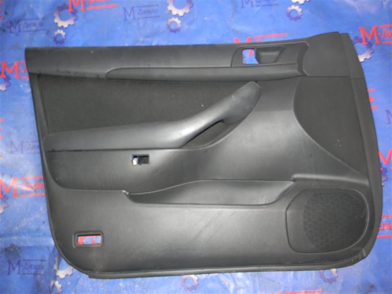 Обшивка двери Toyota Avensis AZT250 1AZ-FSE 2008 передняя левая