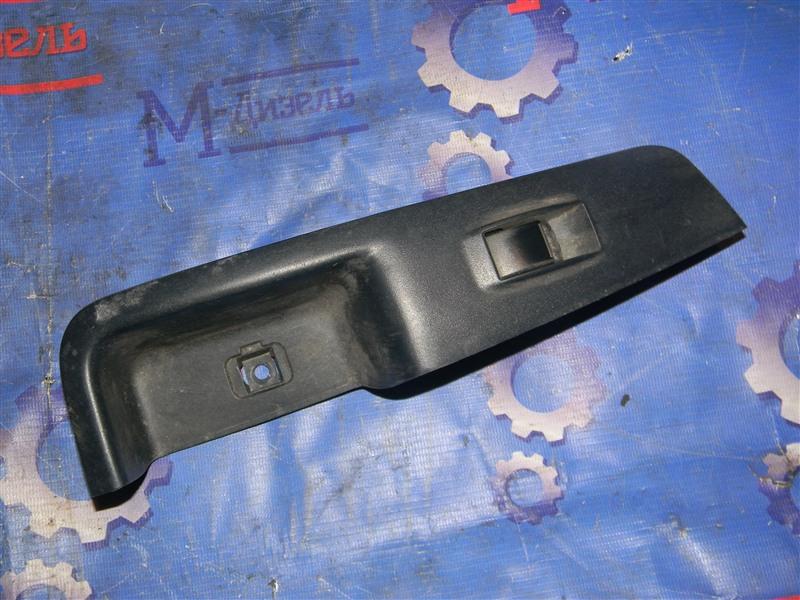 Кнопка стеклоподъемника Mitsubishi Outlander Xl CW5W 4B12 2005 задняя правая