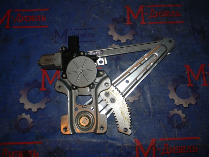 Стеклоподъемник Mitsubishi Outlander Xl CW5W 4B12 2005 задний правый