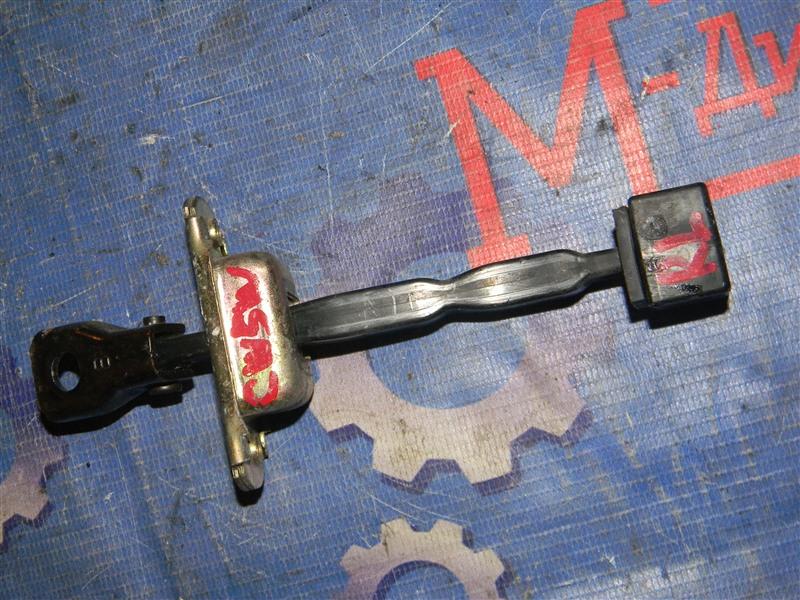 Ограничитель двери Mitsubishi Outlander Xl CW5W 4B12 2005 задний левый