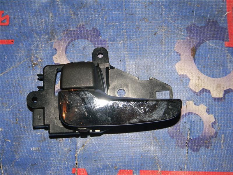 Ручка двери внутренняя Mitsubishi Outlander Xl CW5W 4B12 2005 передняя левая