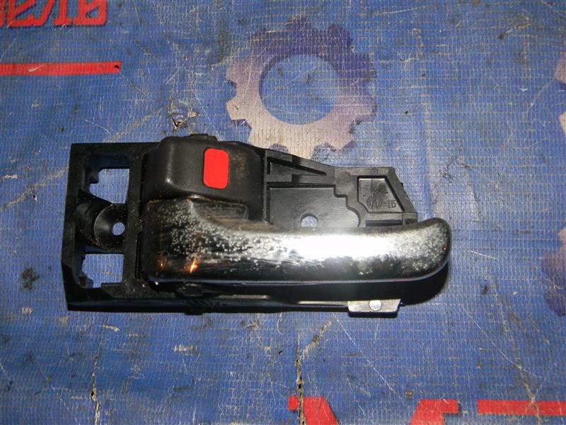 Ручка двери внутренняя Toyota Mark Ii GX110 1G-FE 2003 передняя левая