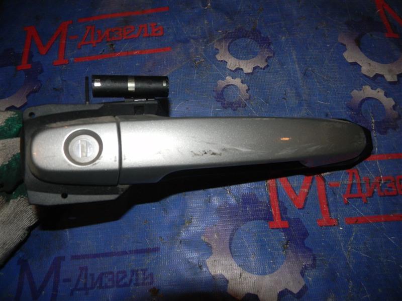 Ручка двери внешняя Toyota Avensis AZT250 1AZ-FSE 2008 передняя правая