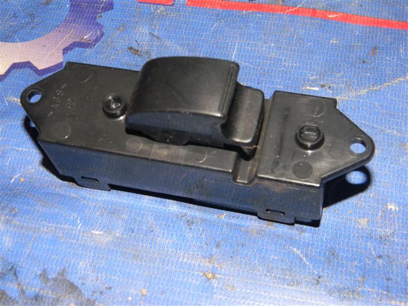 Кнопка стеклоподъемника Mitsubishi Outlander Xl CW5W 4B12 2005 задняя левая