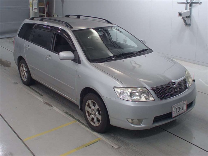 Авто на разбор Toyota Corolla Fielder NZE124 1NZ-FE 2005